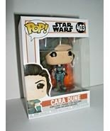 Funko Pop - Star Wars - Mandalorian - Cara Dune - (#403,NEW) - $18.95