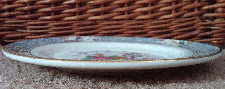 Lenox Fine China Ming 7.5 inch Dessert Bread Plate Bonsai Floral Birds