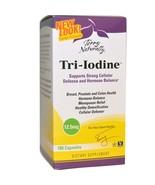 EuroPharma/Terry Naturally - Tri-Iodine - 12.5 mg - 180 Capsules  - $25.00