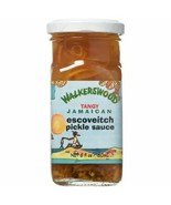 Walkerswood Tangy Jamaican Escoveitch Pickle Sauce 6 oz - $15.83