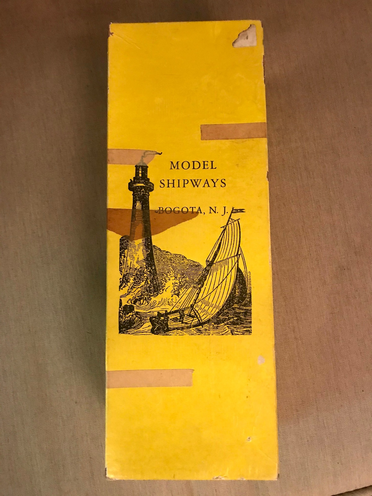 Primary image for Vintage Model Shipways U.S. Navy Frigate ESSEX 1799 Large Scale