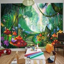 """3D Wallpaper """"Fairy Forest"""" - $35.00+"""