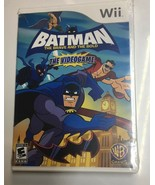 Wii Batman The Brave and the Bold The Video game  Nintendo Wii Brand New... - $10.84