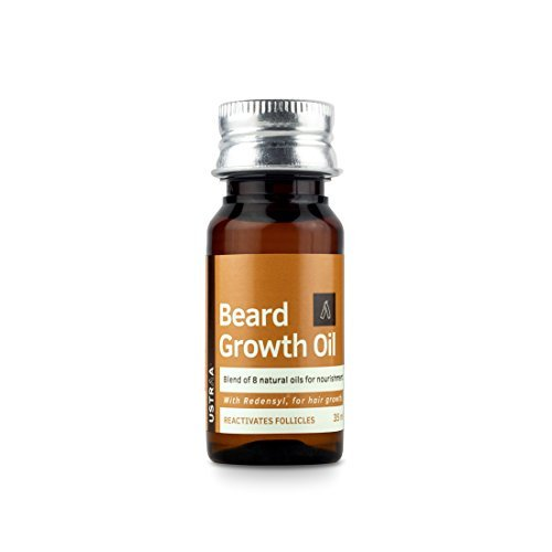 Ustraa Beard Growth Oil - 35 ml