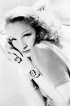 Marlene Dietrich B&W Stunning 18x24 Poster - $23.99