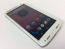 Motorola Droid Turbo 2 - 32GB - White (Verizon) Smartphone  - $97.01