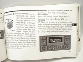 2004 Dodge Durango Owner's Manual (T85) image 6