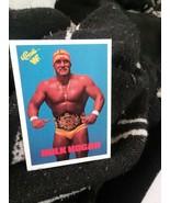 WWF Classic Wrestling Card #1 Hulk Hogan - $24.31