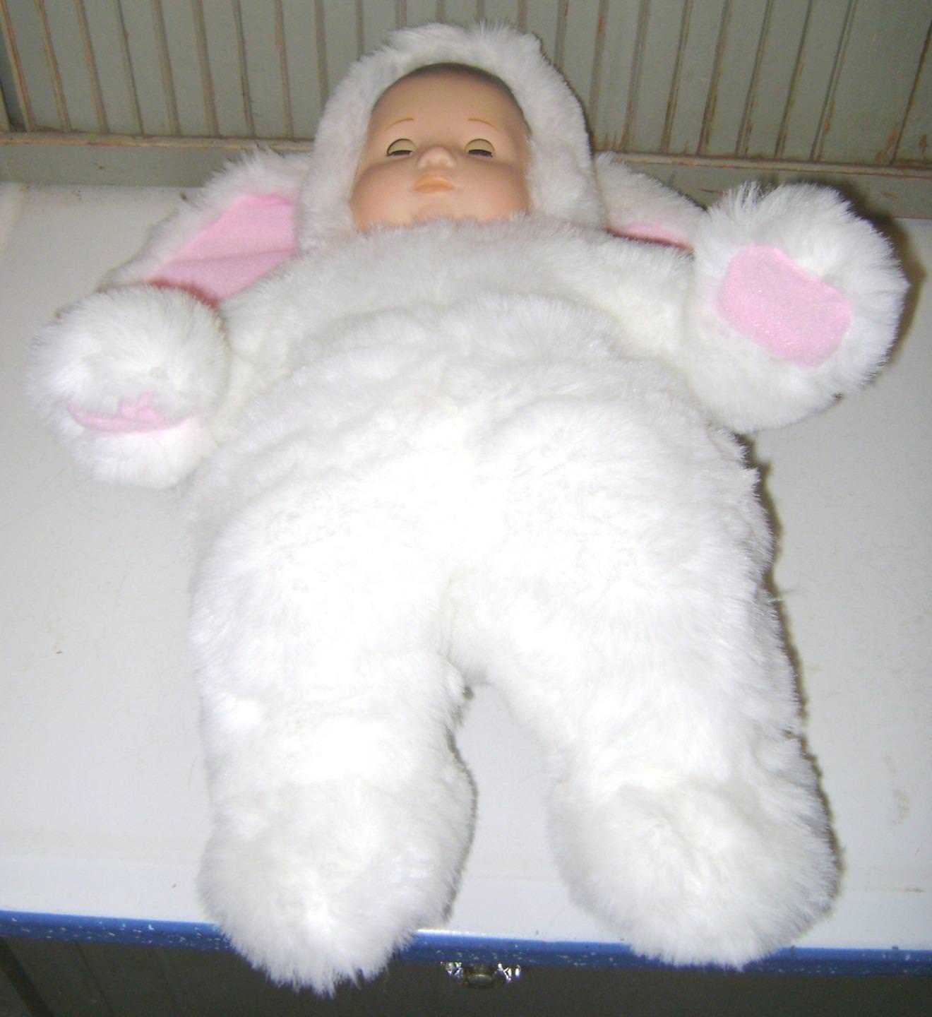 1a6986a998b4 EASTER BUNNY~PLUSH RABBIT~14-15