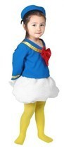 Disney Donald Kids costume unisex 100cm-120cm 802053S from Japan New - $70.00