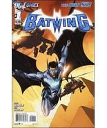 BATWING Lot (DC-New 52/2011) - $23.15