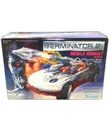 Terminator 2 Mobile Assault Vehicle with Launching Attack Missile - $124.73