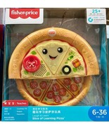P4 Fish Price Laugh & Learn Pizza(A12) - $17.86