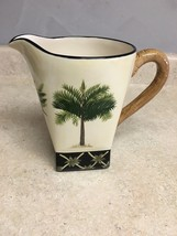 Pacific Rim Hand-painted Pitcher Palm Trees  - €14,67 EUR