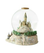 Enesco Hogwarts Water Globe with Hut The Wizarding World of Harry Potter... - $64.30