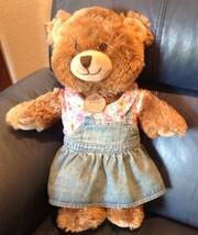 "Build A Bear 14"" Plush John Deere 2013 Limited Edition Bear EUC - $35.00"