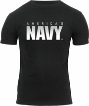Black America's Navy USN Athletic Muscle T-Shirt US Navy - $13.99+