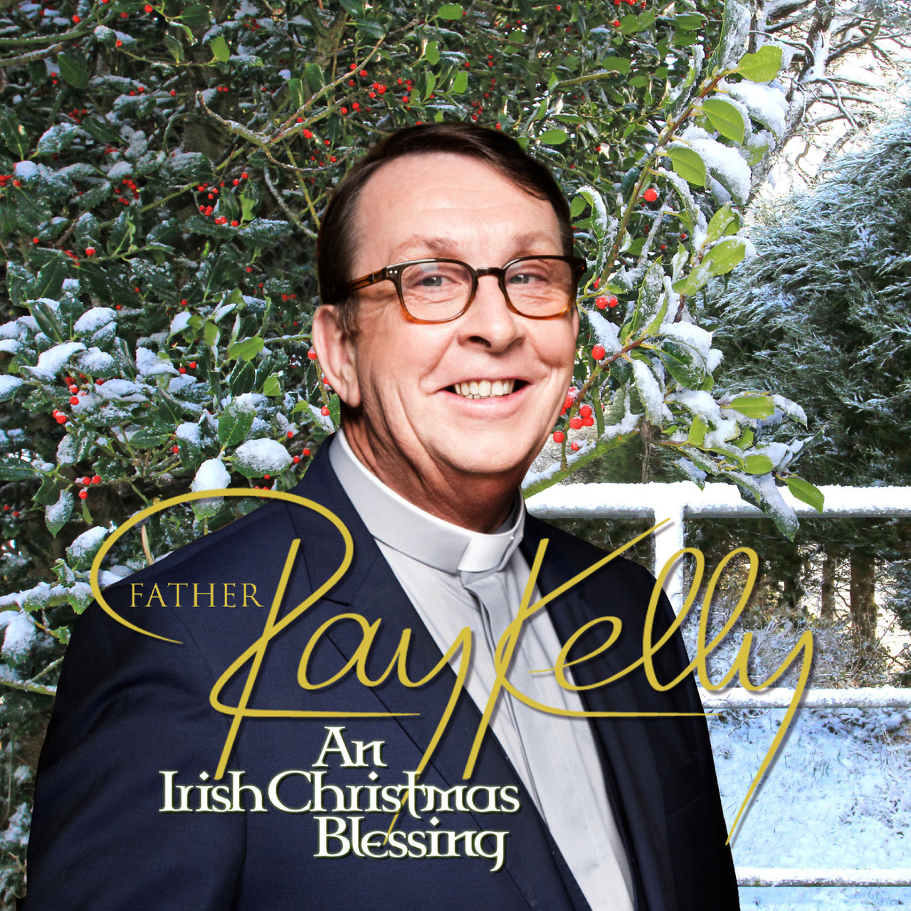 AN IRISH CHRISTMAS BLESSING by Father Ray Kelly for sale  USA