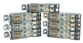 LOT OF 7 ALLEN BRADLEY 595-A AUXILIARY CONTACTS 595A SER.B