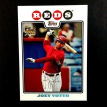 Joey Votto 2008 Topps Rookie Card #319 MLB Cincinnati Reds  - $7.87