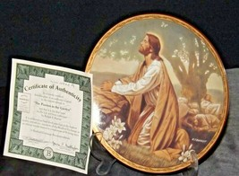 """""""The Passion in the Garden"""" AA20-CP3228 Vintage The Life of Christ image 2"""