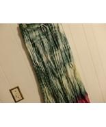 Women L XL 14 16 Skirt Maxi Elastic Stretch Below Knee Career Waist Long... - $13.87