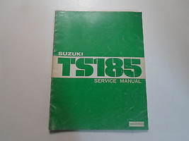 1981 Suzuki TS185 Service Repair Shop Workshop Manual x FACTORY OEM BOOK 81 - $98.99