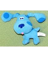 "Fisher Price BLUES CLUES 7"" Plush Stuffed Animal DOG 2000 Mattel TV Char... - $11.30"
