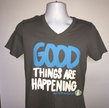Starbucks Good Things are Happening #extrashotofgood t shirt Community S... - $21.73