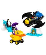 Lego Duplo DC Comics Super Heroes Batman BATWING ADVENTURE 10823 ~ 28 Pi... - $27.94