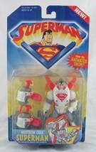 Kenner Neutron Star Superman, Sealed on Card - $9.89
