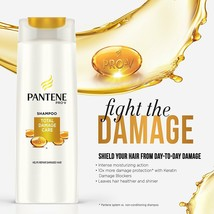Pantene Total Damage Care 10 Shampoo, 180ml FREE SHIP - $9.89