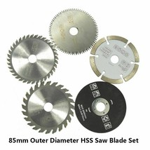 Cutting Tool Saw Blades 85mm For Power Tool Circular Saw Blade For Wood ... - $24.99