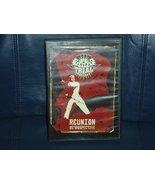 Reunion: Retospective DVD  - $19.99