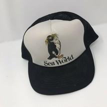 Vintage Sea World SnapBack Hat - $9.89
