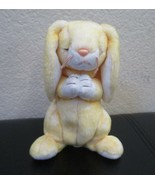 """Ty Beanie Baby Grace The Praying Bunny Rabbit 6"""" NO TAG - $4.94"""