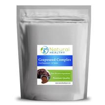90 Grape-Seed Komplex & Vitamin und Mineralien - Haar,Nägel ,Knochen Imm... - $15.21