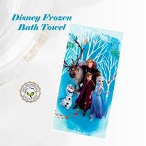 Disney Frozen 2 Kids Girls Bath Pool Beach Towel, Summer Holidays Birthd... - $35.99