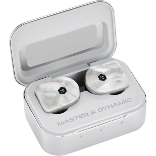 Primary image for Master & Dynamic MW07 True Wireless In-Ear Bluetooth Headphone White Marble