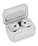 Master & Dynamic MW07 True Wireless In-Ear Bluetooth Headphone White Marble - $128.33