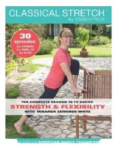 Classical Stretch Season 10 Miranda Esmonde 4 Dvd Set - $25.95