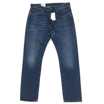 Men's Levi's Made & Crafted Tack Slim Jeans Size 34 x 32 Patch Distresse... - $89.99
