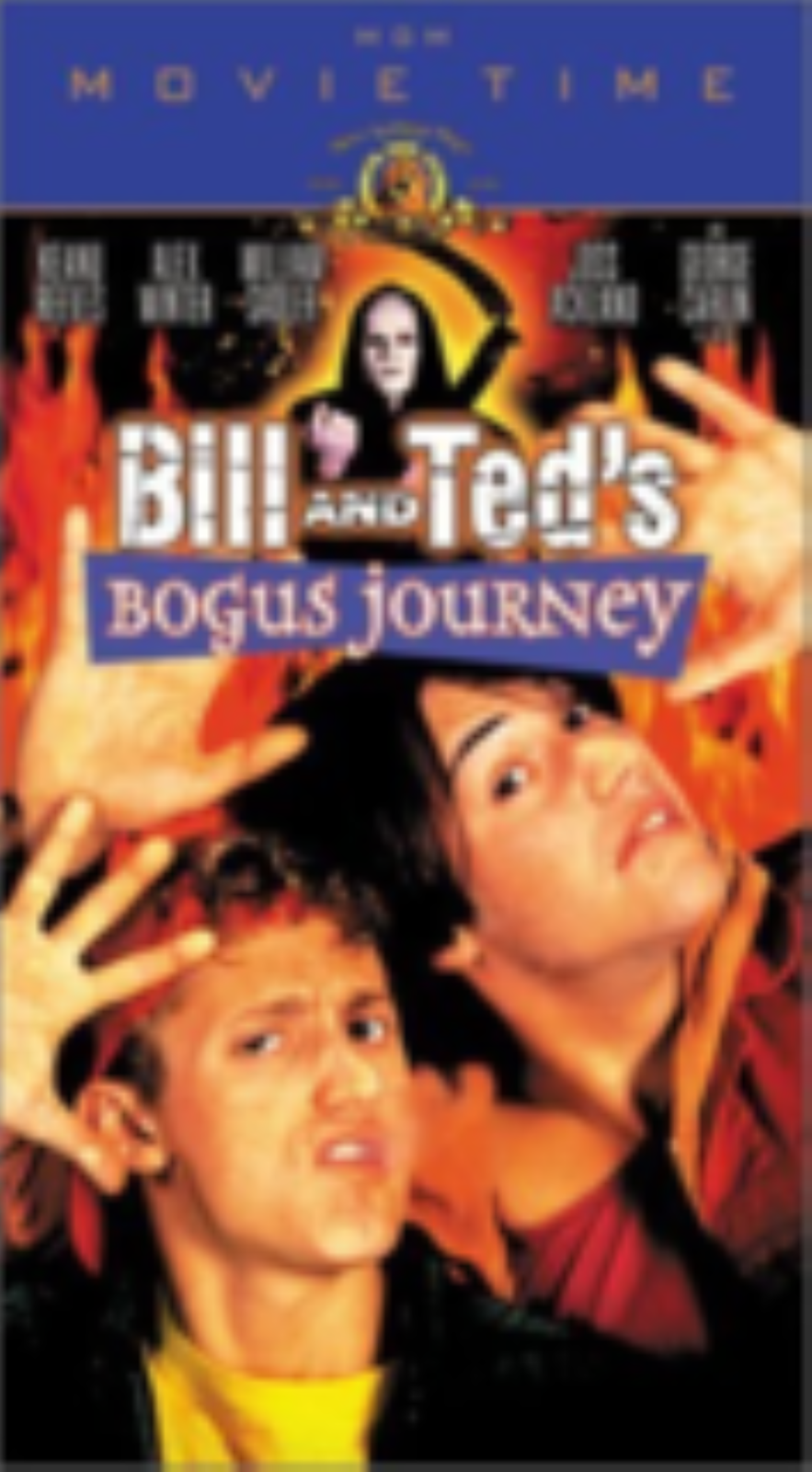 Bill and Ted's Bogus Journey Vhs