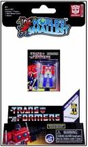 World's Smallest Transformers Micro Action Figure: Optimus Prime - $11.88