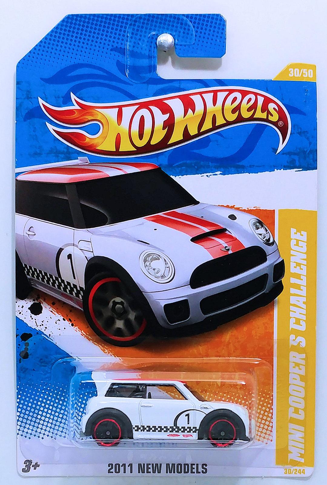 Bonanza May 2011: Mini Cooper S Challenge