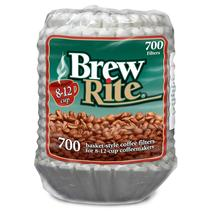 Brew Rite Coffee Filter (8-12 Cups, 700ct.) (2 pk.) - $9.98