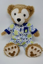 "Disney Parks Hidden Mickey Mouse Duffy Light Brown 17"" Stuffed Teddy Bear - $29.69"