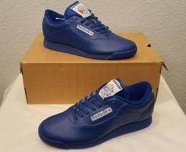 NEW Reebok Princess Spirit Shoes Collegiate-Royal/White (M43401) Womens ... - $54.00