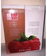 Perlier La Voglia Matta ~Raspberry Body Bath & Milk Set ~Sealed - $17.28