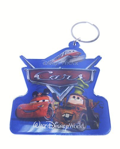 Disney Pixar Cars Acrylic Key Chain